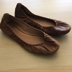 Lucky Leather Flats